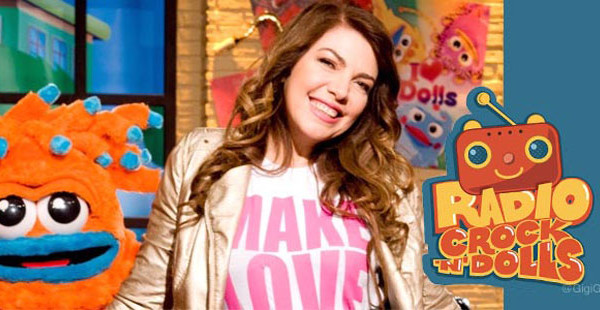 Cristina D'Avena torna in tv con Radio Crock'n'Dolls, il nuovo programma di Super!