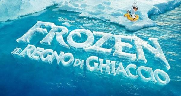 Frozen – Il Regno Del Ghiaccio, il nuovo film Disney in uscita a Natale