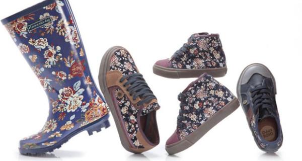 Quali scarpe da bambino scegliere per l'autunno? Ecco i modelli di Gioseppo Kids