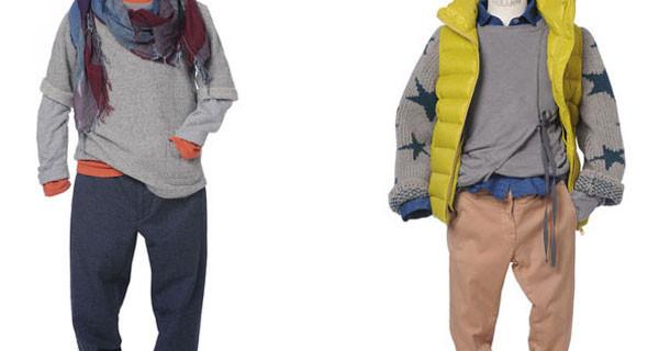 Mauro Grifoni, collezione Kids Autunno Inverno 2013