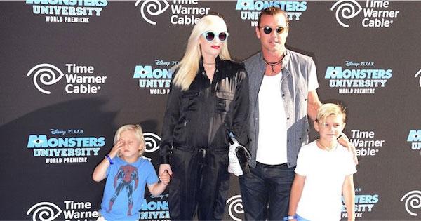 Gwen Stefani incinta del terzo figlio a 43 anni? [Foto]