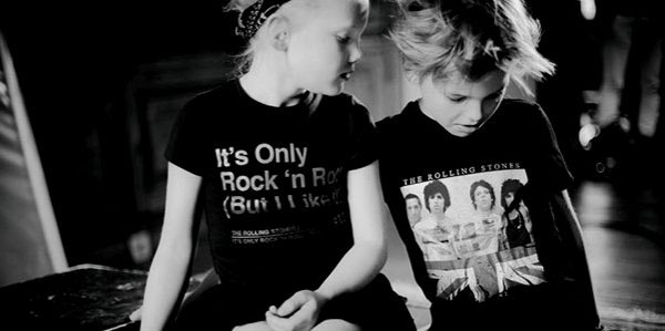 IKKS dedica ai Rolling Stones le nuove t-shirt per bambini
