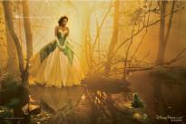 Annie Leibovitz ha fotografato Jennifer Hudson nei panni di Tiana de La Principessa e il Ranocchio