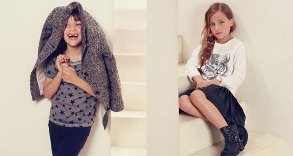 Mango Kids, collezione Autunno Inverno 2013. Ecco il catalogo