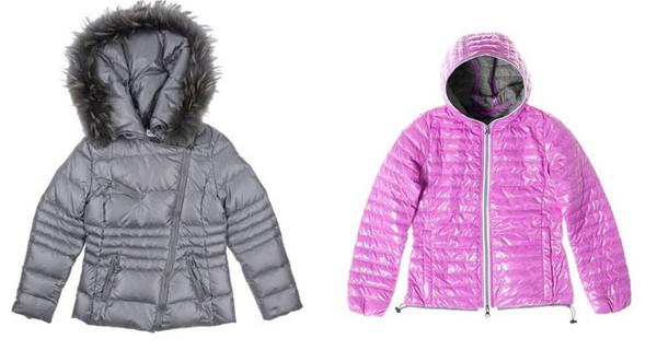 Quale piumino scegliere per l'inverno? Ecco alcuni modelli per bambini