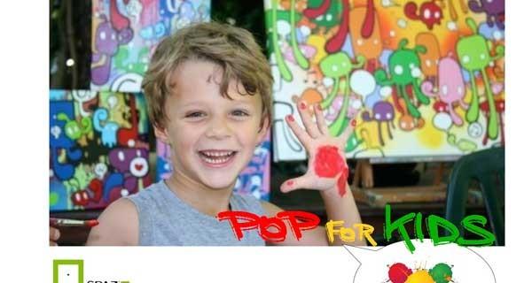 Pop For Kids, l'arte spiegata ai bambini allo Spazio San Giorgio di Bologna