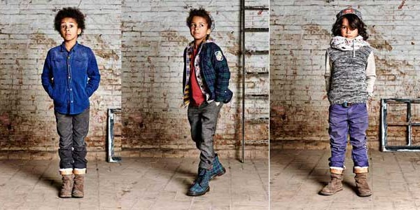 Scotch Shrunk, la linea per bambini di Scotch and Soda: collezione AI 2013