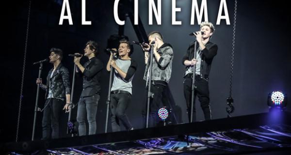 One Direction: This is Us. La clip esclusiva registrata in sala prove [Video]