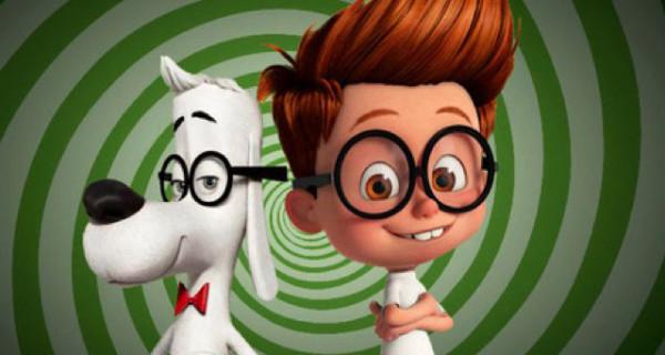 Arriva Mr. Peabody e Sherman, il nuovo film d'amimazione della DreamWorks Animation