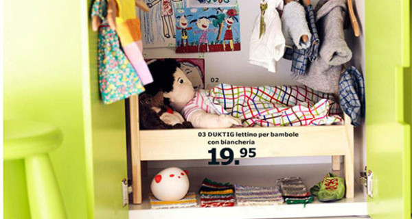 Nuovo armadietto ikea: immancabile nelle camerette delle bambine ...