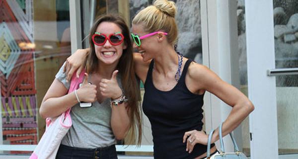 Aurora Ramazzotti, la figlia di Eros e Michelle, fa divertire su Instagram