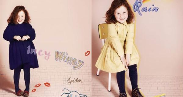 Charlotte Olympia lancia la prima collezione di scarpe per bambina: ecco Incy [Foto]