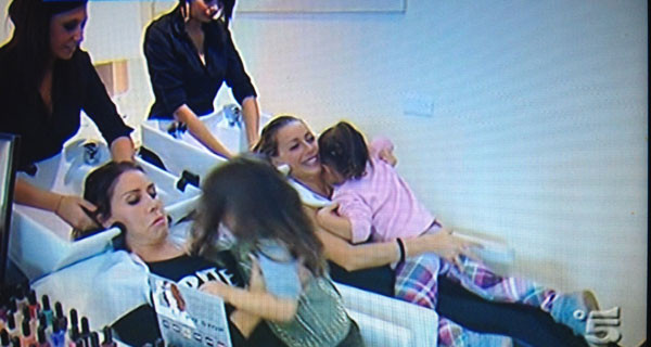"Guendalina Canessa e Karina Cascella: ""le nostre bimbe sono fashion come noi"""