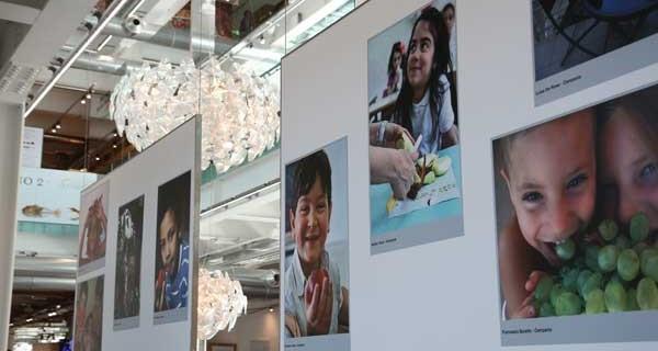 Tutti Pazzi per la Frutta: la mostra fotografica dei bambini arriva da Eataly a Roma