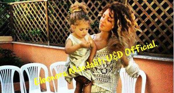 Eleonora Mandaliti e l'amore per la sua bambina: ecco Penelope