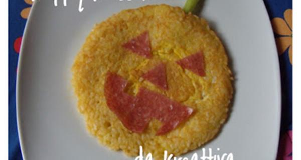 La ricetta della frittata travestita da Halloween