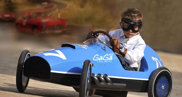 3 Gran Premio Scuderie Campari – Gagà Milano: la gara dei bambini