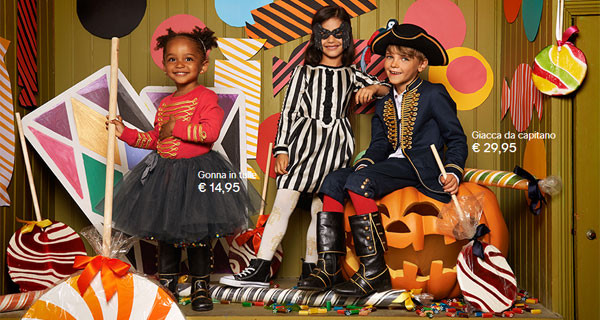 """H&M Kids e Unicef insieme per il progetto """"All for children"""""""