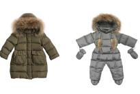Piumini caldi e alla moda per bambini: ecco i modelli de Il Gufo