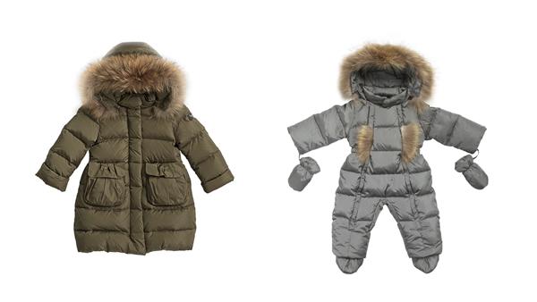 a basso costo bb06c a6357 Piumini caldi e alla moda per bambini: ecco i modelli de Il ...