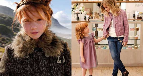Liu Jo Junior, ecco il catalogo FW 2013: gli abiti da bambina più belli