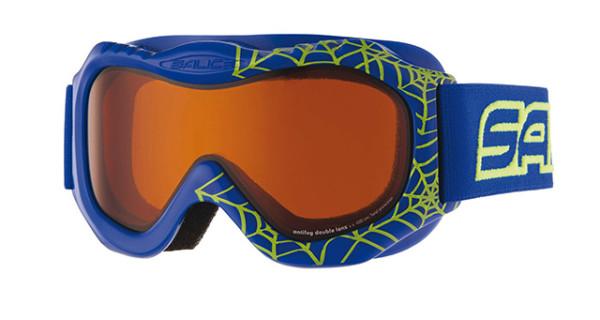 Zucche, fatine e ragnetti andranno anche sulle maschere da sci: l'idea è di Salice Occhiali
