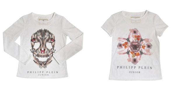 Philipp Plein Petit: la collezione Autunno Inverno 2013 per bambini dallo spirito rock