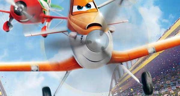 Dopo Cars arriva Planes, il nuovo film d'animazione Disney. Al cinema dall'8 novembre