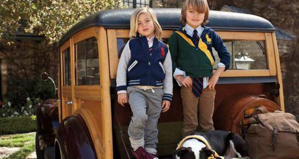 Ralph Lauren per bambini, il catalogo autunno inverno 2013 con tutta la collezione