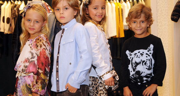 Roberto Cavalli Junior alla Vogue Fashion Dubai Experience. Ecco la nuova boutique