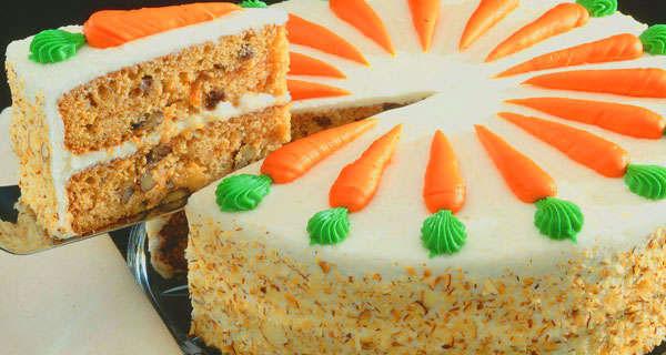 Dolci per bambini celiaci la ricetta della torta di carote senza glutine bimbochic - Ricette che possono cucinare i bambini ...