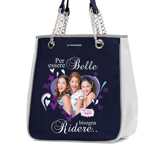 b321649bd6 Tutti i prodotti di Violetta: braccialetti, collane e borse [Foto]
