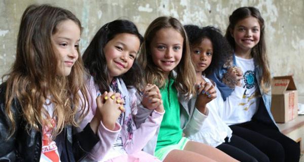 Smalti per bambina: DSquared2 ha scelto quelli creati da Morgan Taylor