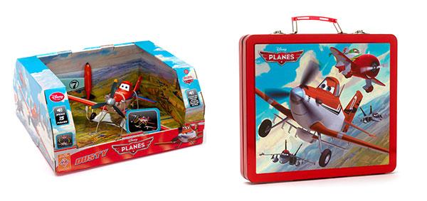 Ecco le proposte Disney Store per Natale tratte dal film Planes: aerei, guanti e valigetta