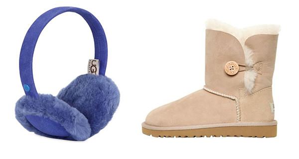 Paraorecchie e stivali firmati UGG Kids: ideali per l'inverno di tutte le bimbe