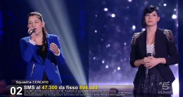 Io Canto 4, la magnifica esibizione di Arianna Cleri con Sofia Segreto [Foto e Video]