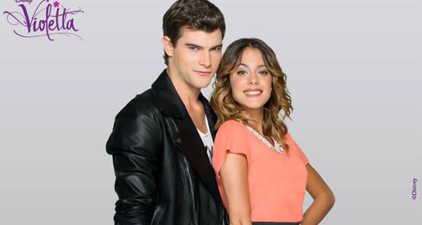 Nuove puntate di Violetta 2 su Disney Channel. Cosa succederà dopo il bacio con Diego?