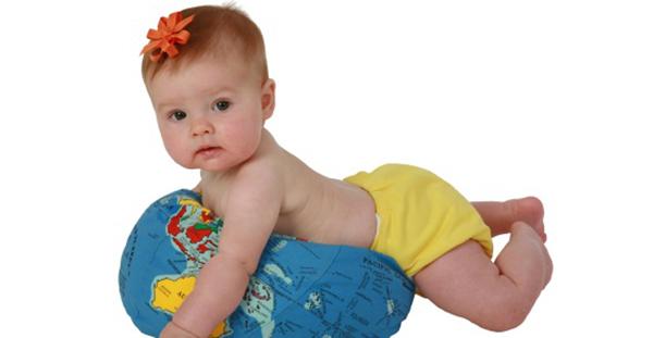 Come lenire le irritazioni causate dai pannolini