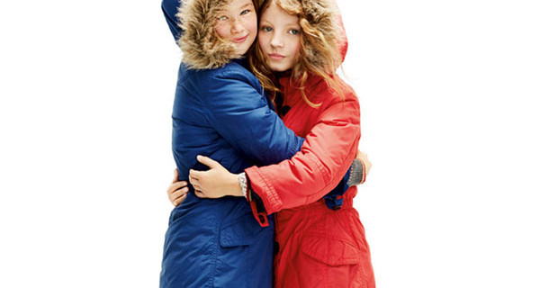 Parka per bambini: il modello low cost e in limited edition di United Colors of Benetton