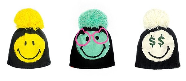Per prepararsi al freddo scegliete i caldissimi cappellini Brekka