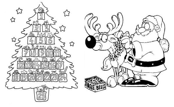 Disegni Da Colorare Gratis Di Natale.Disegni Da Colorare Con I Bambini Perfetti Anche Per Natale Scaricali Gratis Mamme Moda Bambini Famiglia E Gossip Bimbochic