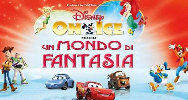 Disney On Ice – Un Mondo di Fantasia: Date e info sui biglietti