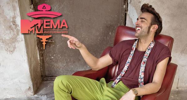 Marco Mengoni trionfa agli Ema 2013 vincendo il premio Best Italian Act