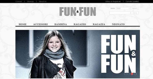 Piccoli modelli per un giorno con Fun&Fun: ecco come partecipare all'iniziativa