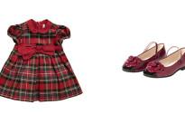 Cosa indossare il giorno di Natale? Ecco le proposte de Il Gufo per i bambini