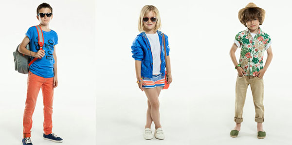 Pepe Jeans London lancia la linea Kids per la primavera estate 2014