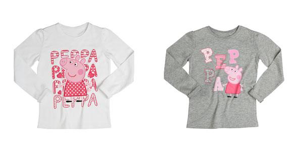 Prénatal presenta le nuove t-shirt per bambini con Peppa Pig