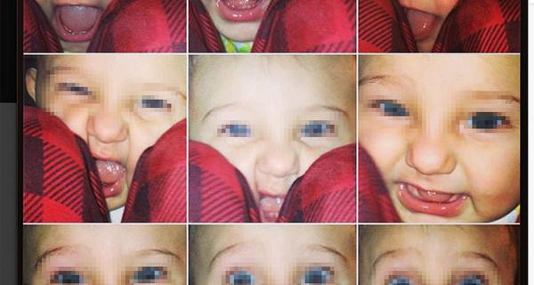 Belen Rodriguez: il piccolo Santiago sarà un attore [Foto]