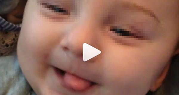 Santiago De Martino ride felice nel nuovo video pubblicato da Belen. Eccolo qui