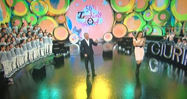 Zecchino D'Oro, la prima puntata della 56esima edizione [Foto]